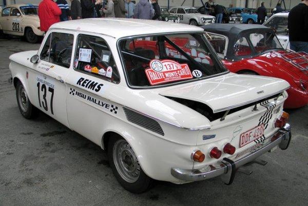 NSU 1200 TT