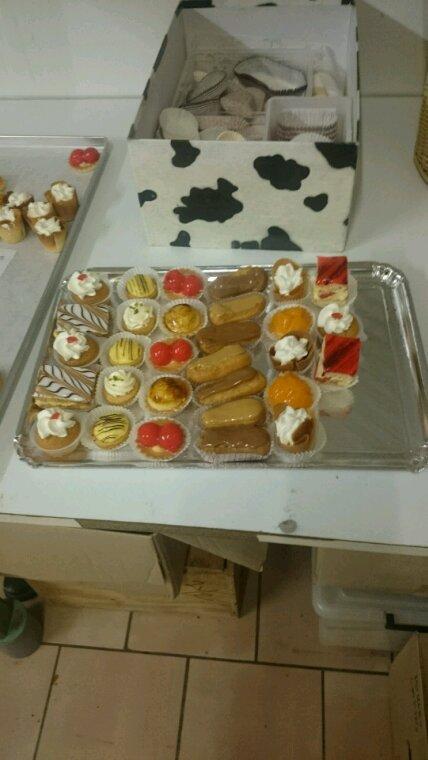 Gâteaux fais ce matin