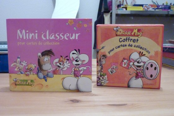 Ma Collection de Cartes postales Carré (DiddlMag)