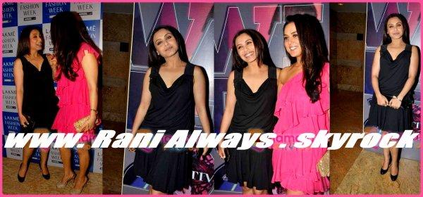 Manish Malhotra Show at Lakme Winter fashion week
