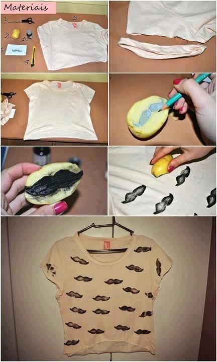 Tee-shirt stach'mou