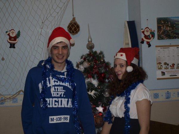 Notre 2ème Noel ensemble <3