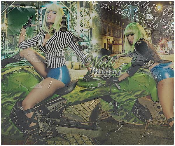 . www.NMinaj.skyrock.com ◊ Ta source pour suivre toute l'actualité de Nicki Minaj ! .