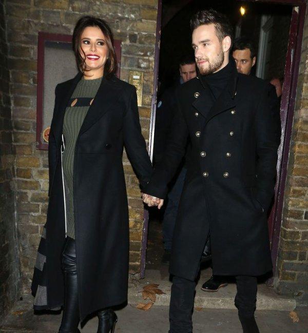 Liam Payne et Cheryl Cole
