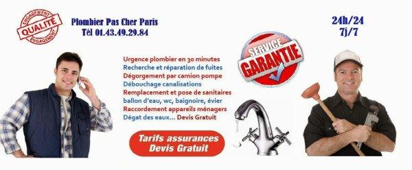 urgence-plombier-paris fête ses 30 ans demain, pense à lui offrir un cadeau. Aujourd'hui à 19:57