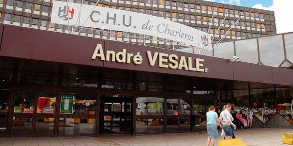 demain vente de muguets au profits du televie a L Hôpital André Vésale