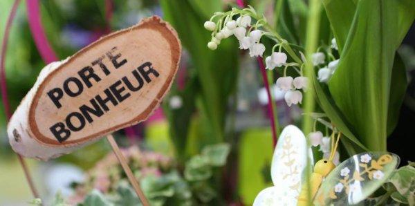 demain je serait a la vente de muguets au profits du televie a Hôpital Civil Marie Curie