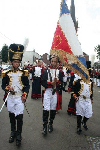 prochaine sortie marche folklorique saint louis Marcinelle du samedi