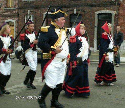 prochaine sortie marche folklorique saint louis Marcinelle aujourd'hui