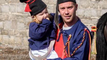 Prochaine sorte Marche de la Nativité de Notre Dame à Fournaux dimanche