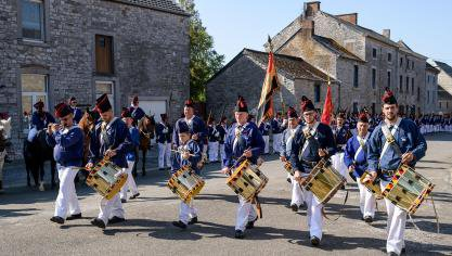 Prochaine sorte Marche de la Nativité de Notre Dame à Fournaux demain