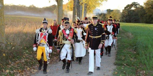 Le Tour Sainte-Rolende des Marcheurs de Villers-Poterie  aura leuix le 17 otobre sous reserve d annulation