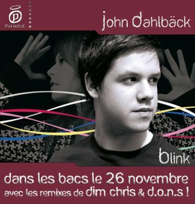 SINGLE BLINK ( je suis sur la pochette :D ^^!!)