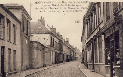 Cassel (Rue du Maréchal Foch)