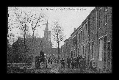 Isbergues  (Rue Edmond Mille)