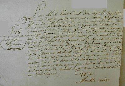 Acte de décès de DIPPRE Stéphanie (23/10/1817 à Ham-en-Artois)