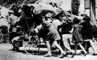 Il y a 70 ans, la campagne de France: V) Suite et fin d'une tragédie