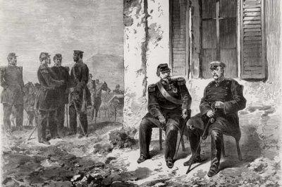La guerre de 1870-1871: I) Origines et déclenchement.