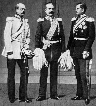 La guerre de 1870-1871: II) Quelques mots sur l'armée prussienne.