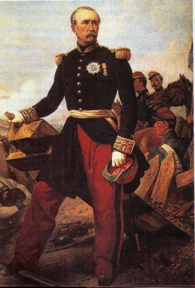La guerre de 1870-1871: III-C, Excursus: retour sur une génération d'officiers français (1815-1870)