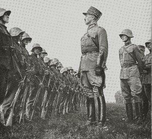 L'armée suisse lors de la Seconde Guerre mondiale.