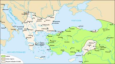 L'armée byzantine sous Manuel Comnène, I sur II.