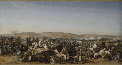 La prise de la Smala d'Abd-El-Kader (le 16 mai 1843) III sur III.