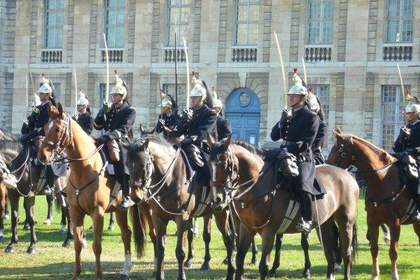 Cérémonie de passation de commandement (Vincennes 22 mars 2012)