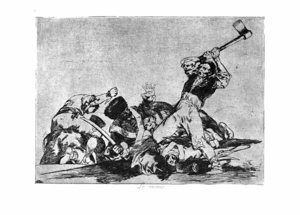Quelques réflexions sur la notion de guérilla I sur II.