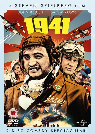 Les films comiques sur la Seconde Guerre mondiale: II) 1941.