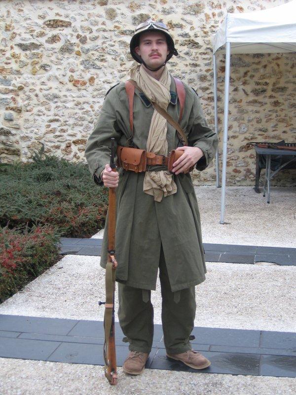 Commémoration du 11 Novembre à Courcouronnes.