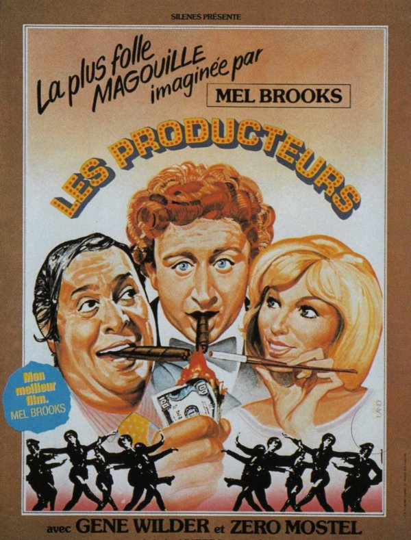 Les films comiques sur la Seconde Guerre Mondiale VI) To be or not to be/ The producers