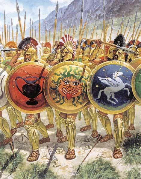 Les mercenaires grecs de l'époque archaïque. II) Les Grecs en Egypte.