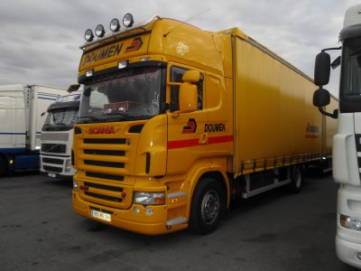 Scania R500 V8 Doumen