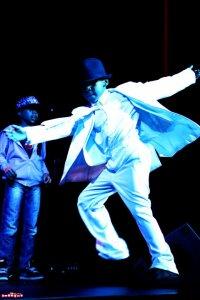 Lilian en mode Michael Jackson impressionnant