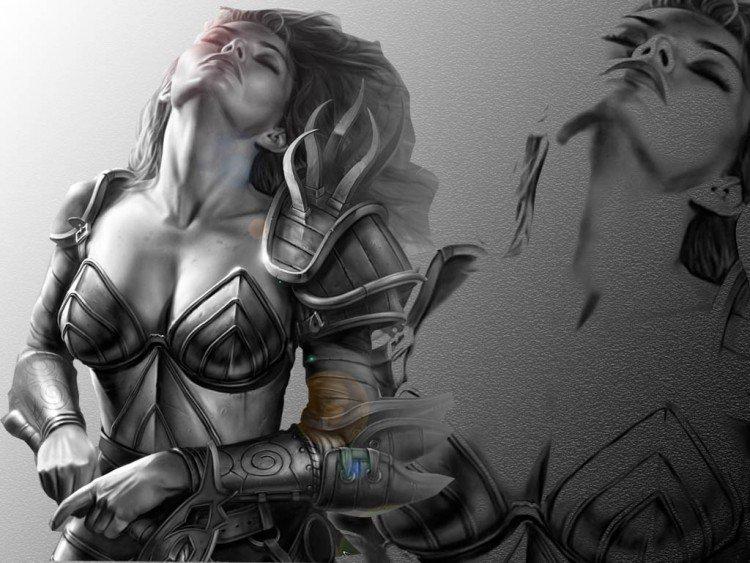 Noya, princesse guerriere
