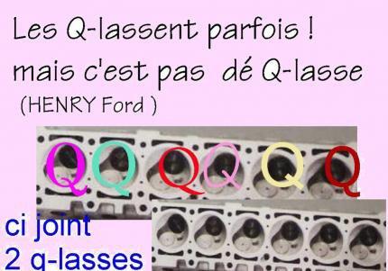 Le Q-Lasse....