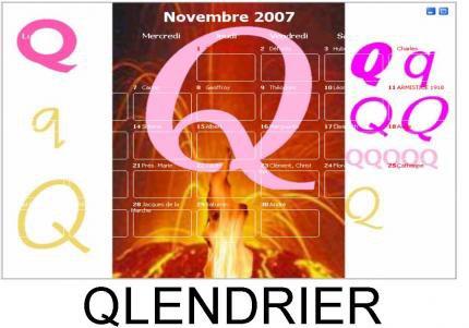 Q LENDRIER