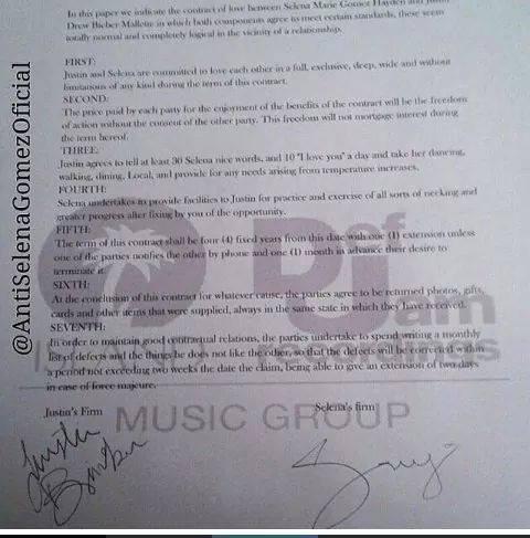 "le contrat de ""Jelena"""