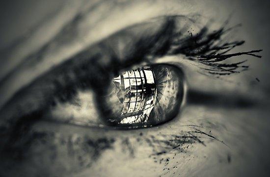 La prison, les larmes . . .