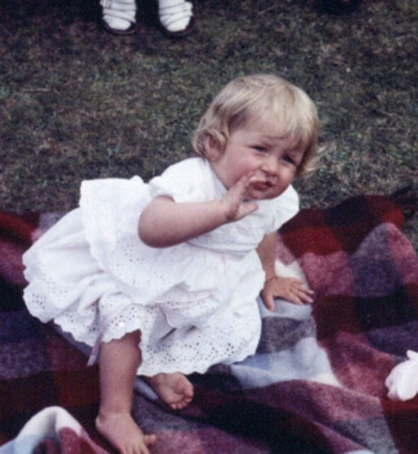 Little Princess Diana Biography - Her Early Life.