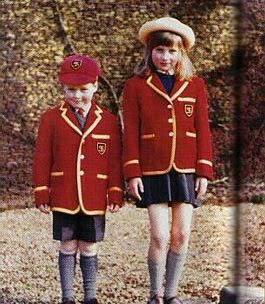 Princess Diana Biography - Her youth.
