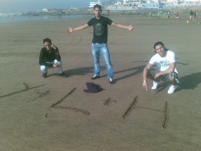 Avec Mes AmiS ^^
