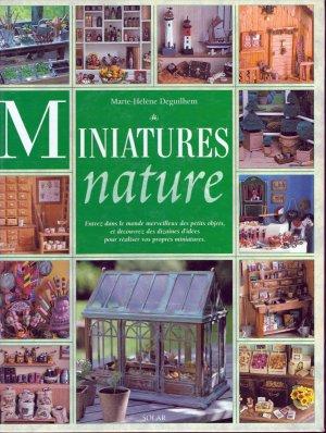 Les miniatures ...