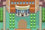 Ligue Pokémon dans Pokémon Version Rubis