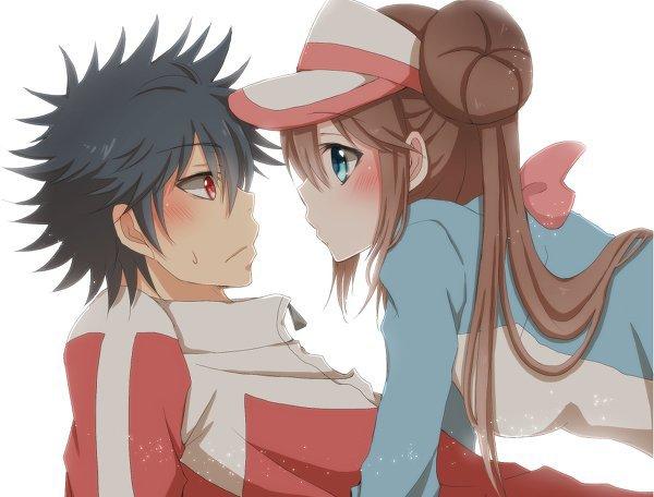 Mes couples Pokemon préférés *.*