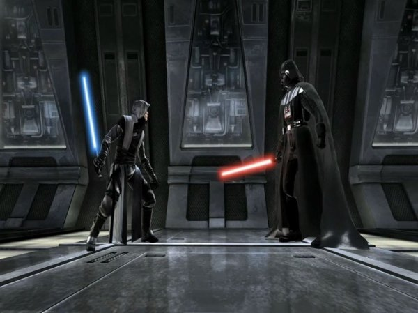 STARWARS - POWER UNLEASHED - SECRET APPRENTICE.