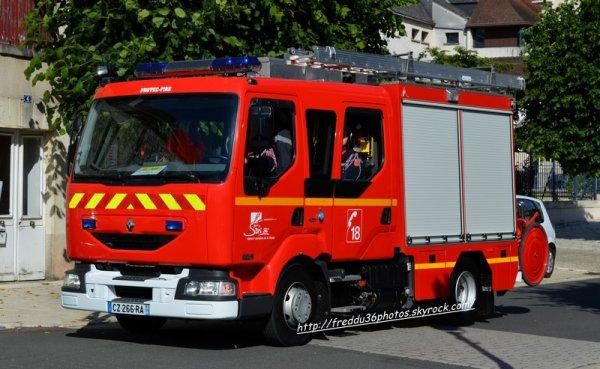 Congrès départemental des sapeurs-pompiers de la Vienne (86)
