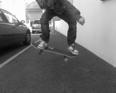 Le skate