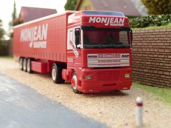 Daf XF Transport MONJEAN